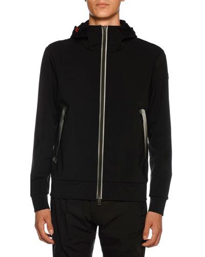 6545c0d2e Moncler Front Zip Jacket   Neiman Marcus