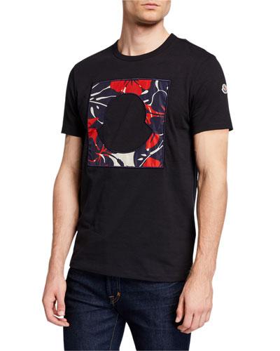 Men's Square Bell Logo T-Shirt