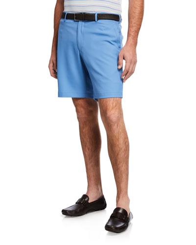 Men's Salem High-Drape Performance Shorts