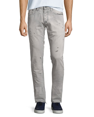 Men's Windsor Fit Stretch Denim Jeans