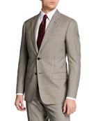 Emporio Armani Men's G Line Super 140s Wool