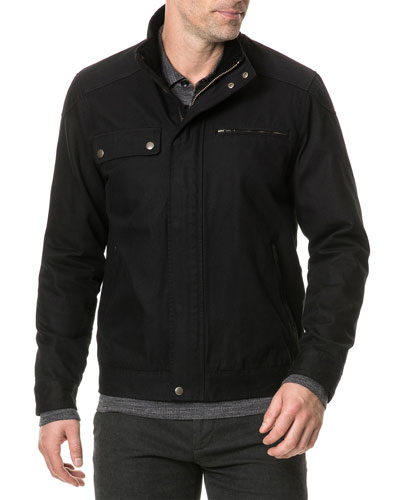 Men's Campbell Point Twill Jacket