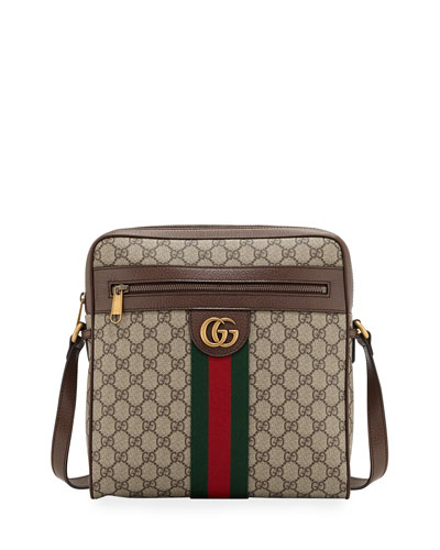 0b78b799925a Quick Look. Gucci · Men s GG Supreme Medium Messenger Bag