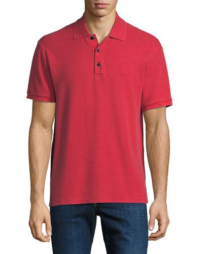 Men's Pique Polo Shirt