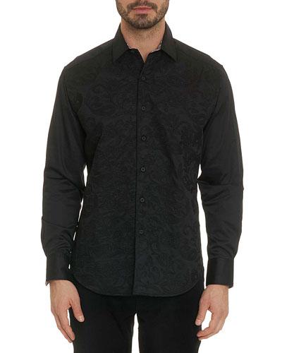 Men's Henderson Long-Sleeve Sport Shirt