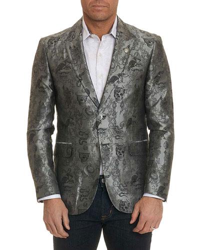 f5854fb86 Gray Sport Coat | Neiman Marcus