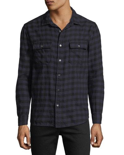Men's Cotton Sport Shirt