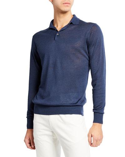 Men's Crown Cool Polo Shirt