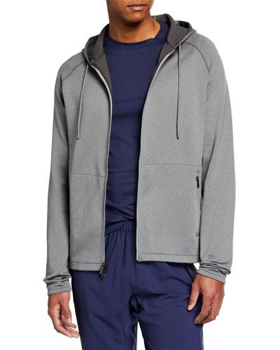 Men's Tokyo Jersey Fleece Hoodie