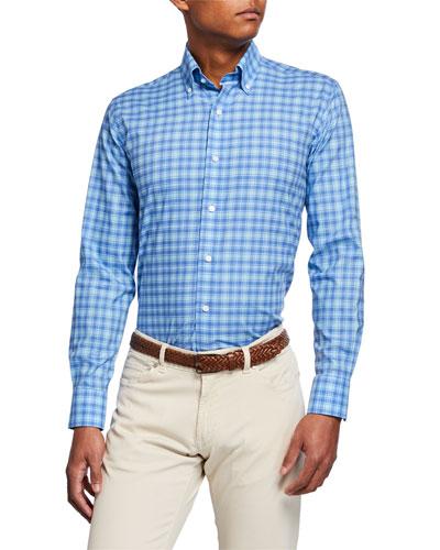 Men's Blyde Check Sport Shirt
