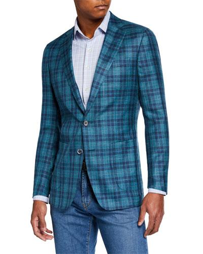 52a6ae684 Peter Millar Imported Coat | Neiman Marcus