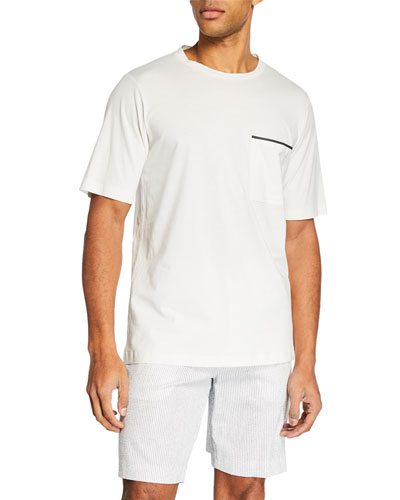 Men's Ideal Jersey Neo Pocket T-Shirt