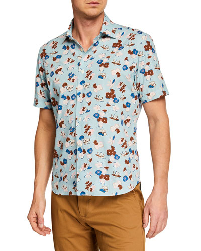 Men's Extra Soft Short Sleeve Shirt