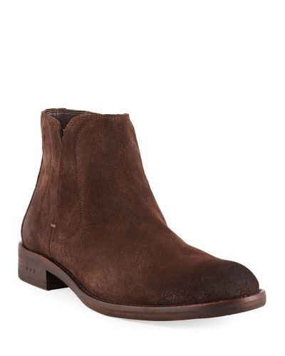 Men's Waverly Suede Chelsea Boots