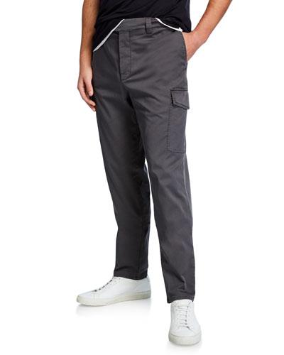 Men's Leisure-Fit Cargo Pants