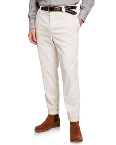 Men's Para Leisure-Fit Cargo Pants