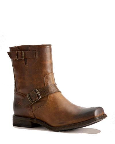 Men's Smith Engineer Leather Boots