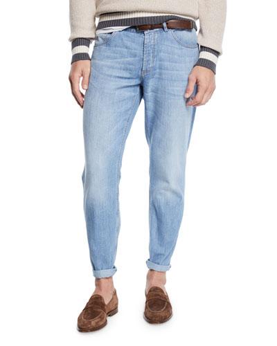Men's Super Lightweight Denim Jeans