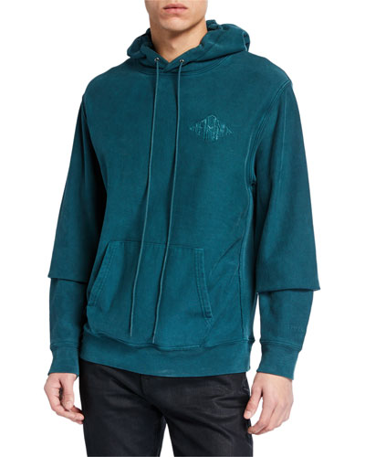 Men's Commons Graphics Pullover Hoodie