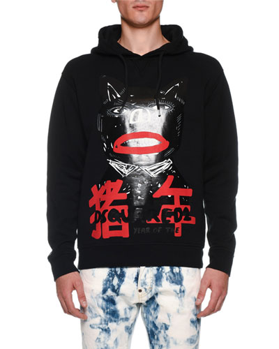 Men's Year of the Pig Hoodie