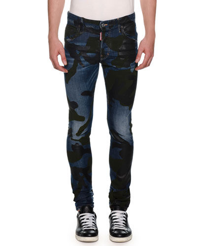 dfce4fbe4613a5 Dsquared2 5 Pocket Jeans   Neiman Marcus