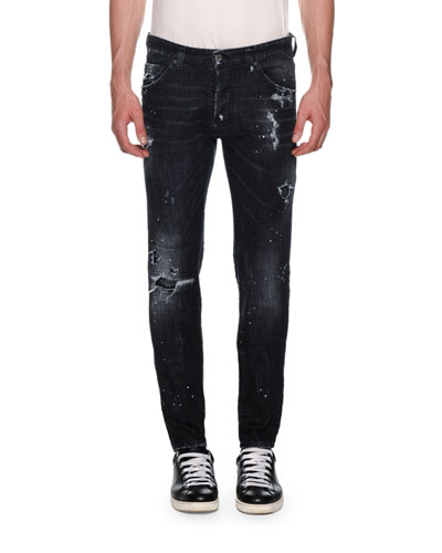 943e0ace9b Quick Look. Dsquared2 · Men s Cool Guy Distressed Jeans