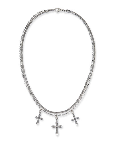 362607856fca1 Engraved Sterling Silver Necklace | Neiman Marcus