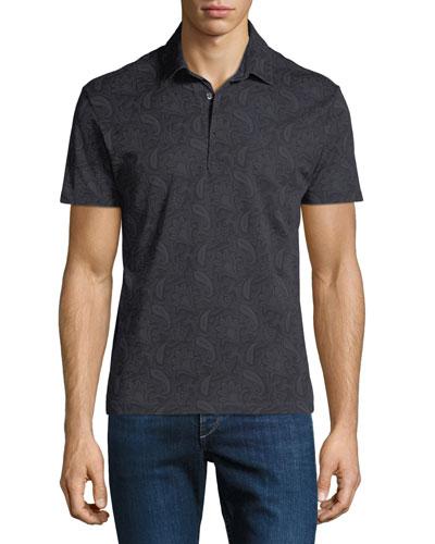 Men's Cotton Polo Shirt