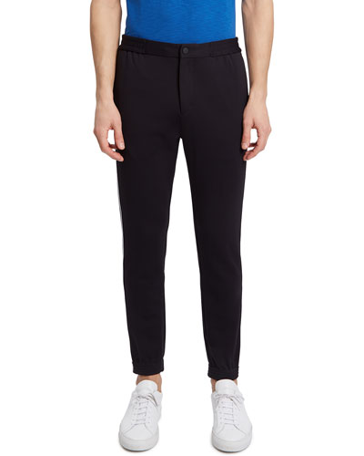Men's Terrance Tech-Face Ponte Pants
