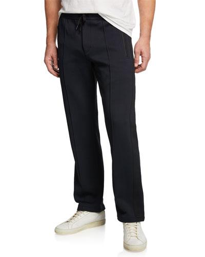 Men's Quilted Ponte Pelham Slim Lounge Pants