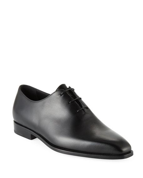 Berluti Men's Alessandro Leather Oxfords