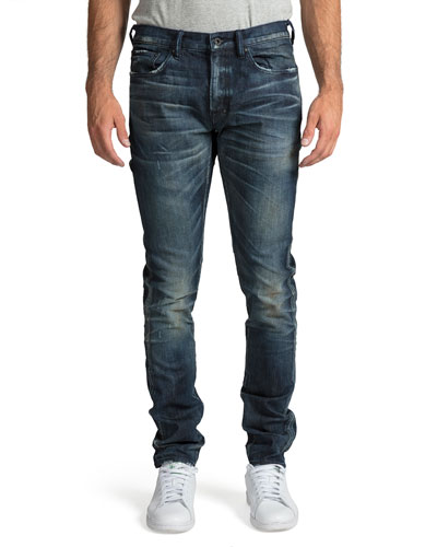 Men's Windsor Skinny Stretch Denim Jeans