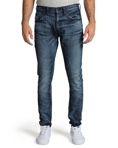 Men's Windsor Whisker Denim Jeans