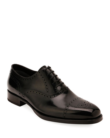 TOM FORD Men's Dress Shoe in Brogue