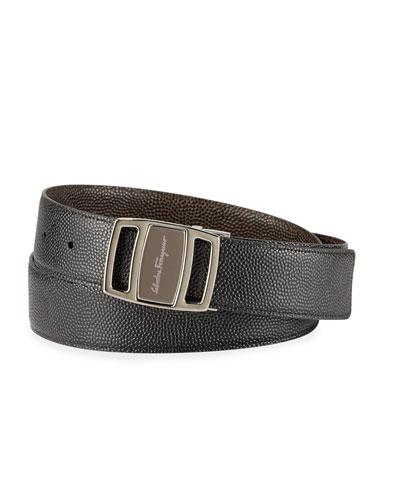 2b1c48de Brown Reversible Belt | Neiman Marcus