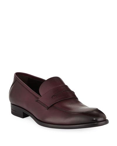 76dc4e14fe4 Quick Look. Ermenegildo Zegna · Men s New Flex Leather Penny Loafers