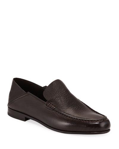 Rever Flex Deerskin Moccasin Loafers