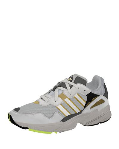 Men's Yung 96 Running Shoes, Gray