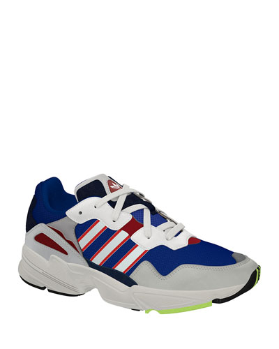 Men's Yung 96 Running Shoes, Blue