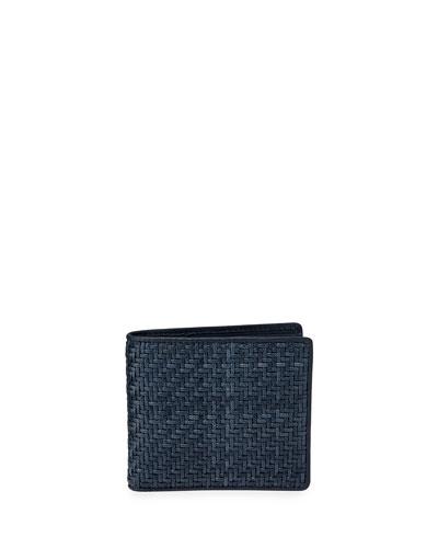 Men's Pelle Bi-Fold Wallet