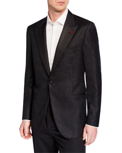Men's Wool Dinner Jacket