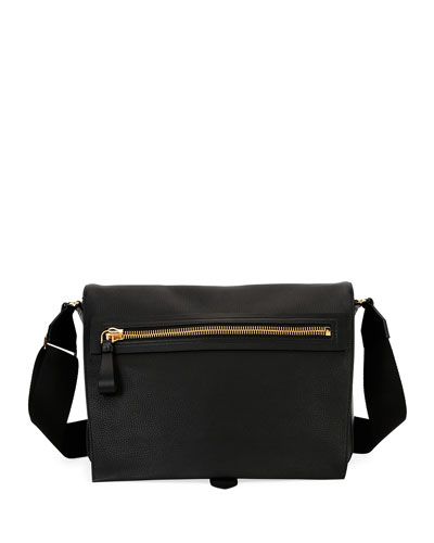 c1b4ad07e289 Quick Look. TOM FORD · Men s Large Leather Messenger Bag