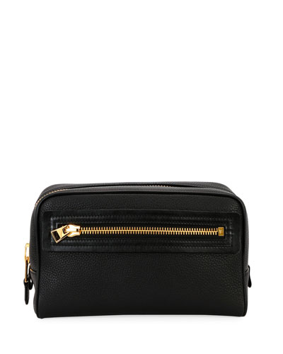 a7483f17086 Quick Look. TOM FORD · Men s Leather Single Zip Toiletry Bag