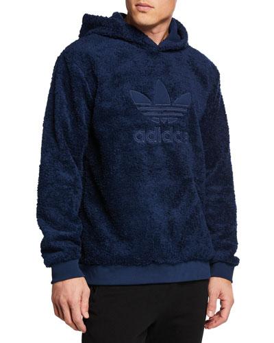 Men's Winterized Pullover Trefoil Hoodie