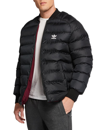 Men's Reversible Puffer Jacket