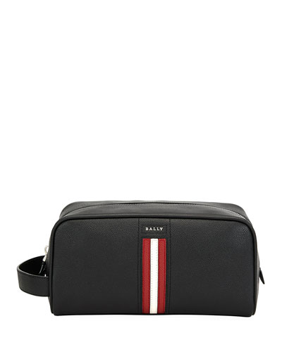 b48fbe229a Quick Look. Bally · Men s Leather Toiletry Bag