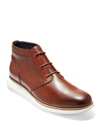 Men's OriginalGrand Leather Chukka Boots