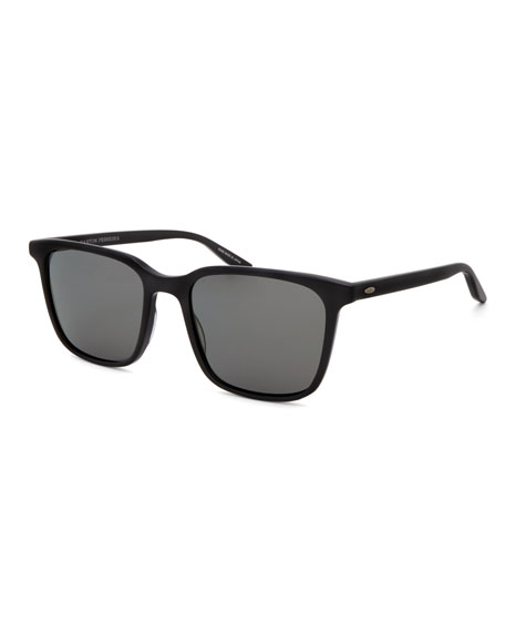 Barton Perreira Men's Heptone Acetate Sunglasses