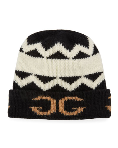 cf44b33e5ba Quick Look. Gucci · Men s Peruss Logo-Knit Beanie Hat