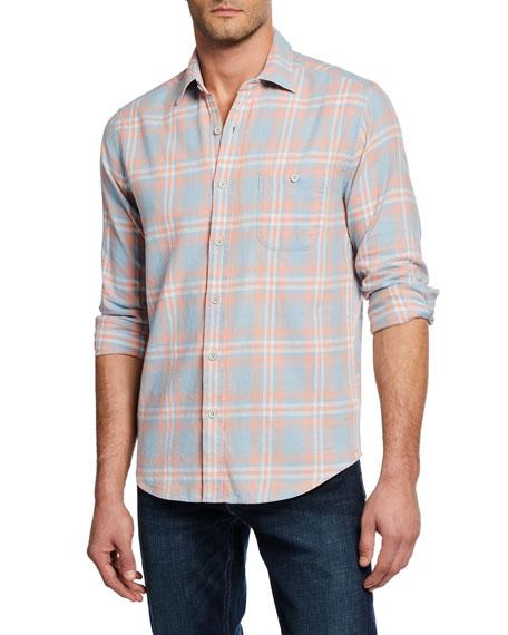 Faherty Men's Cotton Seaview Sport Shirt